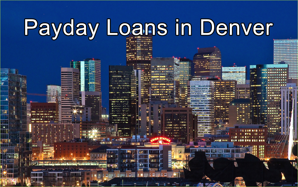 Payday Loans in Denver